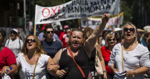 Atenas-protestos-AP