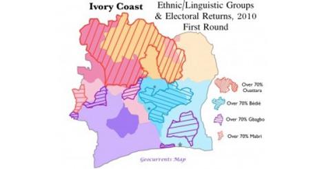 Cote-divoire-2010-Election-Ethnic-map